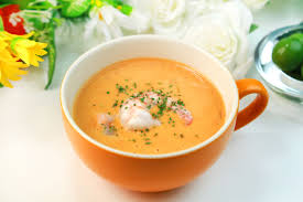 Where Did Pumpkin Soup Originated by What Is A Bisque Is It Just Another Word For Soup