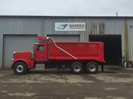 100 Red Dump Truck Viper WAR Model Body Of The Week Warren Inc