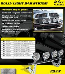 100 Truck Light Rack Accessories Bars Bully Accessories S