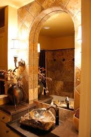 tile arch for bathroom mirror and countertop tile ideas for new
