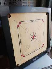 29x29 Full Size Tournament Quality Carrom Board With Coin And Striker