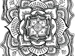 Color Pages For Adults To Print Awesome Ideas Free Printable Mandalas Coloring Online