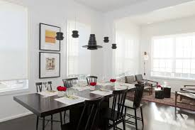 8 Lighting Ideas For Above Your Dining Table Five Pendant Lights Hanging