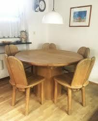 team 7 tisch ausziehbar 5 stühle massivholz