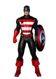 Captain America The Costume