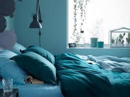 ein blaues schlafzimmer als rückzugsraum ikea deutschland