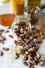 Roasting Pumpkin Seeds In The Oven Cinnamon by Spiced Roasted Pumpkin Seeds Pickled Plum Food And Drinks