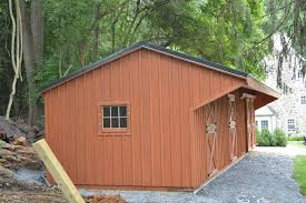 Shed Row Barns For Horses by Lean To Horse Barns J U0026 N Structures