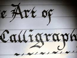 Calligraphy For Beginners Basic Letter Styles