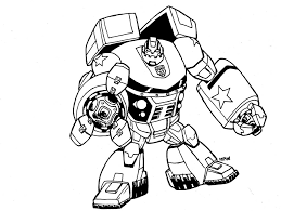 Download Coloring Pages Transformer Page Eassume Picture