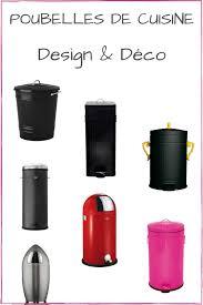 poubelle design cuisine 7 poubelles de cuisine absolument magnifiques de 9 99 à 375
