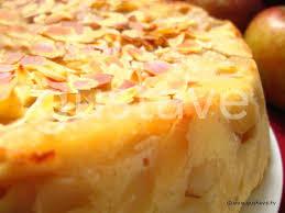 dessert a base de compote de pommes gâteau aux pommes et aux amandes la recette gustave