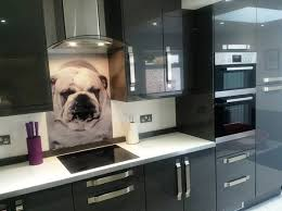 Glass Splashbacks Add Interesting Appeal To Your Kitchens