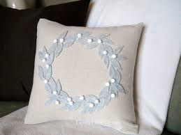 Pottery Barn Throw Pillow Inserts by Homey Home Design Pottery Barn Knock Off Pillow For The Holidays