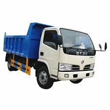 100 5 Ton Dump Truck Cubic Meter 6 Tyres Volume Sand Tipper For