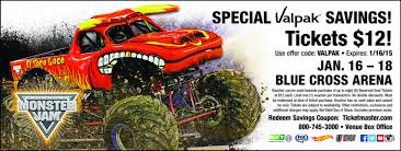 Get Your Monster Jam Tickets For Only $12! | Entertainment ... Monster Jam Crush It Playstation 4 Gamestop Phoenix Ticket Sweepstakes Discount Code Jam Coupon Codes Ticketmaster 2018 Campbell 16 Coupons Allure Apparel Discount Code Festival Of Trees In Houston Texas Walmart Card Official Grave Digger Remote Control Truck 110 Scale With Lights And Sounds For Ages Up Metro Pcs Monster Babies R Us 20 Off For The First Time At Marlins Park Miami Super Store 45 Any Purchases Baked Cravings 2019 Nation Facebook Traxxas Trucks To Rumble Into Rabobank Arena On