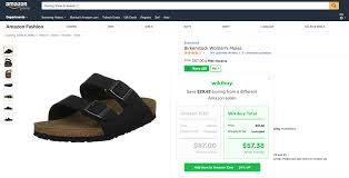 This Clever Hack Can Save You Money On Birkenstocks - Wikibuy Birkenstock Womens Madrid Sandals Various Colors Expired Catch Coupon Code Cashback December 2019 Discount Stardust Colour Sandal Instant Rebate Rm100 Bounce Promo Code Cave Of The Winds Coupons 25 Off Benincasa Promo Codes Top Coupons Promocodewatch Free Delivery New Sale Amazon Usa Coupon Appliance Discounters St Louis Arizona Birkoflor Only 3999 Shipped Birkenstock Thin Arizona Are My Birkenstocks Fake Englins Fine Footwear Toms December 2014 Haflinger Slippers