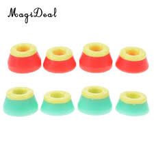 4 Pieces Longboard PU Bushings 90A Replacement Skateboard Truck ... 2018 Skateboard Truck Bushings With High Rebound Pro 90a Shr Yellow Skatergear Prting Logo Buy 149mm Paris Street Muirskatecom Tuning Tips And Suggestions General Discussion Electric Cheap Trucks Find Deals On Top 20 Best Skateboards In Review Editors Choice Skate Crew Skateboard Truck Bushing Cups Small 10 Best Skateboard Bushings Tracker Superball Blue 82a Orange 88a Or Sabre Conical Longboard 86a 93a 96a How To Choose Change Youtube