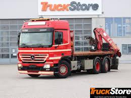 100 Truck Store MERCEDESBENZ Actros 2550 L 6x24 Platform Trucks For Sale