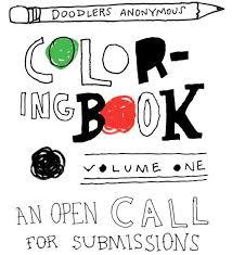 Open Call DA Coloring Book