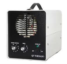 Tornado Floor Scrubber Machine by Queenaire Qtt625 Tornado Ozone Generator Unoclean