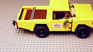 100 Pizza Planet Truck LEGO Toy Story 3 7598 Rescue YouTube