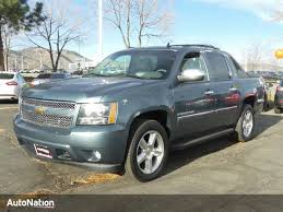 Used Chevrolet Avalanche for Sale in Denver CO
