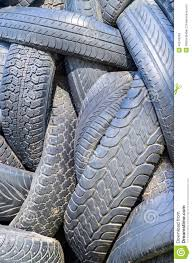 100 Used Truck Tires A Lot Of Car And Stock Image Image Of Pneumatic