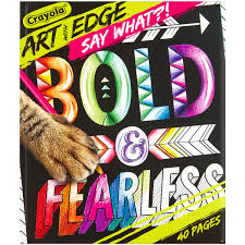 Crayola Art With Edge Coloring Book Bundle Ridiculousness And Say