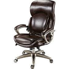 amazon com staples air high back bonded leather manager s chair