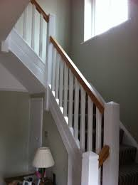 Staircase Handrail And Spindles | Smarter Home 4u Oak Banister Neauiccom Chic On A Shoestring Decorating How To Stain Stair Railings And Oak Handrail Pig Sows Ear Balustrade Stair Rail Handle Best 25 Interior Railings Ideas Pinterest Stairs Case In You Havent Heard My House Has Lot Of Oak A So Wooden Railing For Lovely Home Varnished Wood Rails Iron Balusters Handrail Stair Rustic Remodelaholic Updating An Or White Walnut Banister Railing