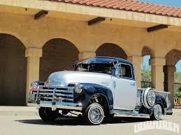 1951 Chevy 3100 Truck [1600 X 1200] : Lowriders