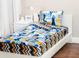bedding set zipit bedding beautiful toddler sports bedding