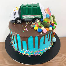 100 Garbage Truck Cakes Caked By Beck