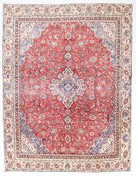 lilian teppich alt 380 x 284 cm rot morgenland teppiche