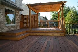 Garden Decks Contemporary Patio Toronto by JWS Woodworking