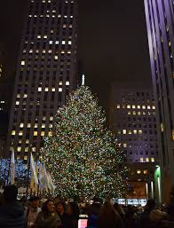 Rockefeller Plaza Christmas Tree Cam by Christmas In The City U2014 Helen Hamblin Designs Llc