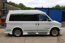 1995 Chevrolet Astro Day Van With LPG Conversion