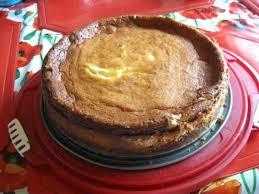 frischkäse kuchen mit keksboden