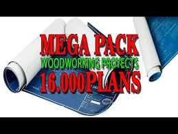 woodworking mega pack free 16000 plans youtube