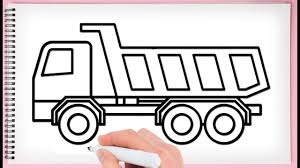 How To Draw A Big Truck Step By Step Learn Drawing Truck Very Easy ... How To Draw The Atv With A Pencil Step By Pick Up Truck Drawing Car Reviews 2018 Page Shows To Learn Step By Draw A Toy Tipper 2 Mack 3d Pickup 1 Cakepins Truck Youtube Cars Trucks Sbystep Itructions For 28 Different Vehicles Simple Dump Printable Drawing Sheet Diesel Drawings Best Of Monster An F150 Ford