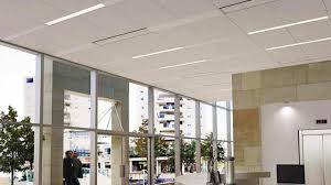 Tectum V Line Ceiling Panels by Techzone Optima Technical Armstrong Ceiling Solutions U2013 Commercial
