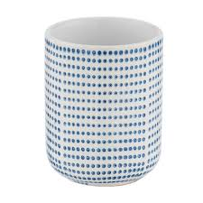 wenko keramik zahnputzbecher nole 7 5x9 5x7 5 cm bei hellweg