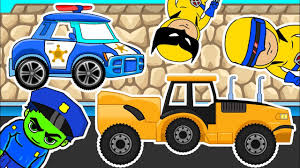 Little Spider Monster Truck And Police Cars - Kids Video - YouTube Monster Truck Toy And Others In This Videos For Toddlers 21 Trucks Races Cartoon Cars Kids Educational Video Just Cause 3 How To Unlock The Incendiario Monster Truck Train For Kids Children Mega Tv Youtube Videos On Youtube Nornasinfo Stunt Chase Car Wash Stunts Animal Shark S Mickey Mouse Colors U Hot Wheels Grave Digger Drive A Street