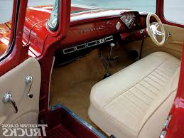 56 Chevy Truck Interior #6 250412|7 | Defilenidees.com 1956 Chevy Apache Nikki Bunn Lmc Truck Life Quick 5559 Chevrolet Task Force Truck Id Guide 11 Hot Rods Cabs The Hamb 195556 Grille Trucks Grilles Trim Car Parts Emerald Beauty Rod Network 56 Chevy Parked On A Bluff Overlooking Medina Lake Pickup Lost Wages Pickup Pinterest Cars Classic Trucks And Gmc I Had Chick Friend In High School Whos Dad Built Her Gm 195559 Gm Dont See Chopped Top Step Side Very Often Stepside Runs Drives Original Or V8