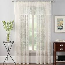 Bed Bath And Beyond Semi Sheer Curtains by 10 Best Lace Curtains In 2017 Classic Sheer Bed Bath And Beyond