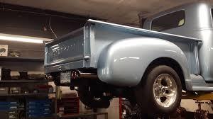 100 Custom Truck Exhaust