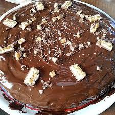 snickers torte lena backt chefkoch kuchen rezepte