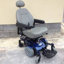 used pride jazzy select 6 ultra power wheelchair