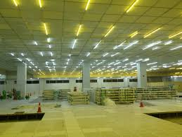 100 Exposed Ceiling Design China FireProof Construction Material Cleanroom System